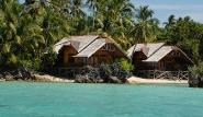 Kalimantan - Nabucco Island Resort, Bungalows