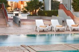 El Gouna, Hotel Fanadir, Poolbereich