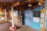 Curacao - Rancho el Sobrino, Tauchbasis