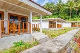 Thalassa Dive Resort Lembeh, Seaview Bungalow Aussen
