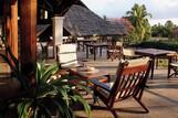 Mafia Island Lodge - Veranda