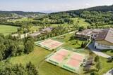 Ampflwang - Aldiana, Tennisplätze