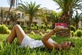 Djerba - Aldiana Atlantide, Gartenanlage