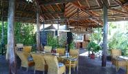 Kalimantan-  Nabucco Island Resort, Restaurant