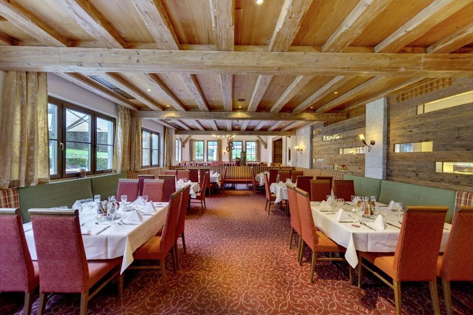 ROBINSON Club Amadé - Hauptrestaurant