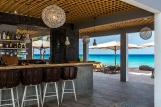 Bonaire - Delfins Beach Resort, Strandbar