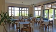 Sigri Lesbos - Orama Hotel, Frühstücksraum