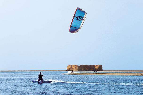 Djerba - Kite Action