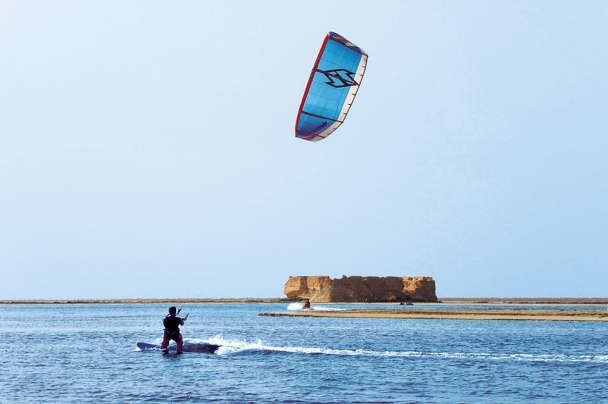 Djerba - Kite Action