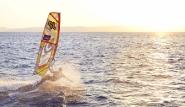Alacati Alacati Surf Paradise Club Surfen Sonnenuntergang