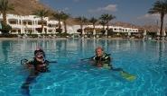 Dahab - Orca Dive Club, Pool Happy Life
