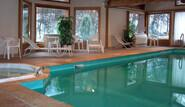 Skisafari Mont Blanc - Hotel des Deux Gares, Schwimmbad