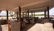 Bonaire - Sorobon Apartments, Terrasse