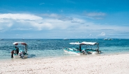 Bohol - Seaquest Dive Center, Dinghis