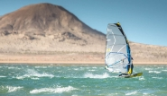 Dakhla Süd - Windsurfing Action