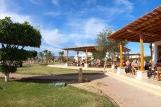 Hamata - Lahami Bay Beach Resort, Außenrestaurant