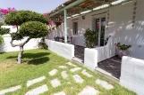 Naxos - Olga Apartments, Garten