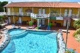 Curacao - Rancho el Sobrino, Pool
