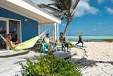 Bonaire - Sorobon Beach Resort, Ocean Front Chalet