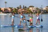 El Gouna - Element Watersports, SUP Familienausflug
