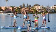 El Gouna - Element Watersports, SUP Familienausflug