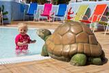 Lanzarote - H10 Suites Lanzarote Gardens, Babypool