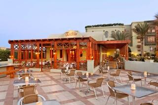 El Gouna, Ali Pasha, Tandoor Indian Restaurant aussen