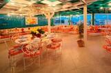 El Gouna, Turtle`s Inn, Restaurant Chez Chantal innen