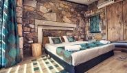 Limnos - Keros Blue, Schlafzimmer Deluxe Villa