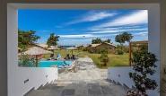 Rhodos Theologos - 'LOGOS Beach Village, Blick zum Pool