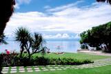 Cebu - Quo Vadis Beach, Garten