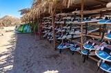 Kreta - Freak Windsurf Center, Material