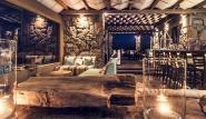 Limnos - Keros Blue, gemütlicher Lounge- und Barbereich
