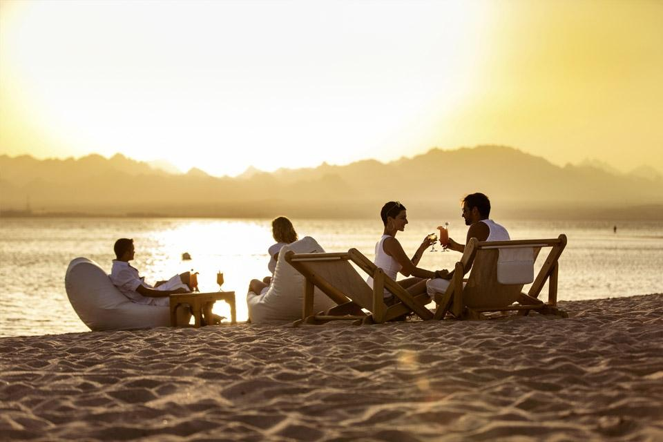 Soma Bay - ROBINSON Club, Sonnenuntergang