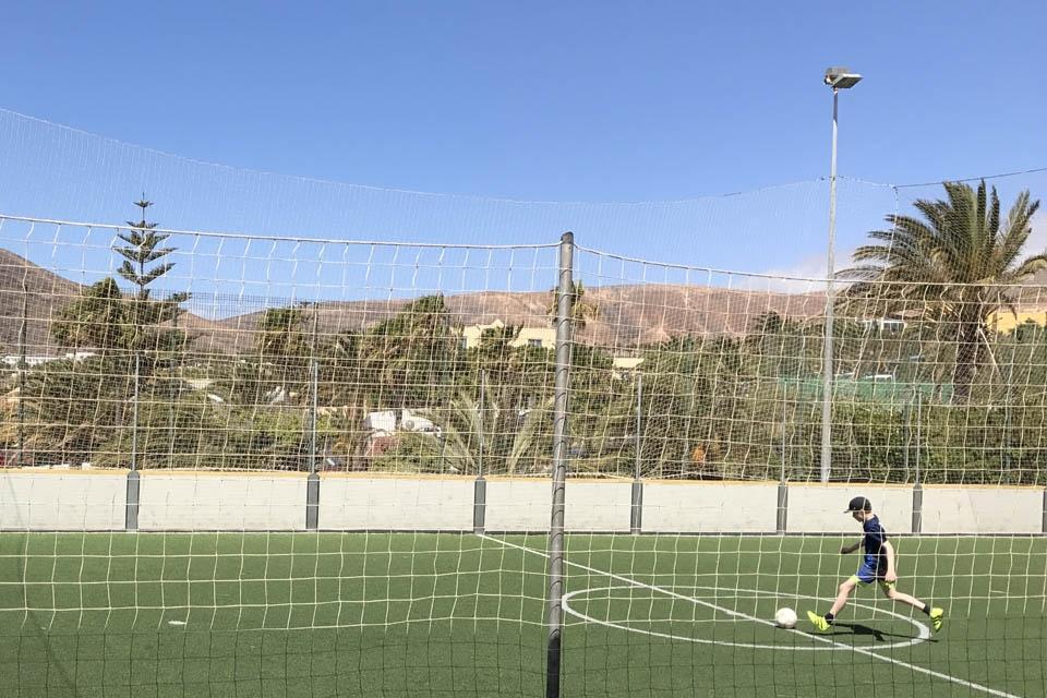 Fuerteventura - ROBINSON Club Esquinzo Playa, Fußball