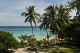 Bohol - Amun Ini, Garten mit Strand