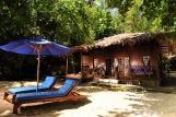 Siladen - Beach Villa, außen