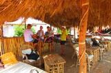 El Naaba - Pro Center Tommy Friedl, Chillen an der Aloha Bar