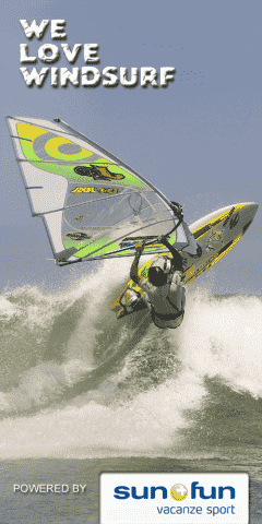 we love windsurf