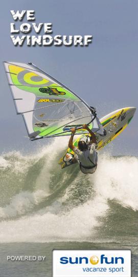 we love windsurf