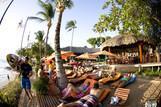 Jericoacoara - Club Ventos, Liege- und Restaurantbereich